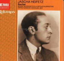 Heifetz(CD Album)Kreutzer/ Violin Sonatas-New