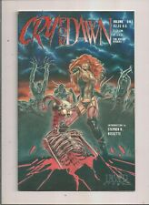 CRY FOR DAWN VOL. ONE #1 FIRST PRINT HIGH GRADE LINSER BISSETT