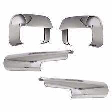 Putco 400520 Chrome Mirror Covers for Dodge Ram 2500/3500