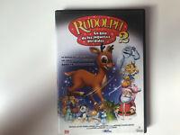 RUDOLPH DVD LA ISLA DE LOS JUGUETES PERDIDOS 2 ANIMACION DIBUJOS ANIMADOS