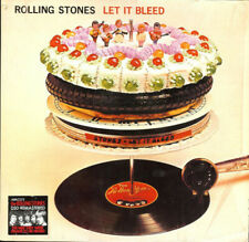 The Rolling Stones - Let It Bleed (DSD Remastered) [New Vinyl LP] Direct Stream