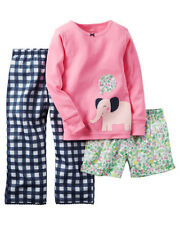 MSD Original Carter's Cotton Jersey Pajama Set (Elephant)