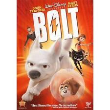 Bolt 0786936790290 With Miley Cyrus DVD Region 1