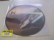 "John Williams - STAR WARS - The Force Awakens - 10"" PIC. Vinyl Single / RSD 2016"