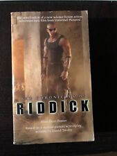 The Chronicles of Riddick by Alan Dean Foster (2004, Paperback) Ff2566