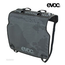 EVOC PICKUP TAILGATE PAD DUO for Bike Transport 2 Bike Capacity 83 cm : BLACK