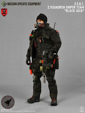 Action Figure MSE ZERT Urban Sniper Black Jack Multicam Mint Box The Division