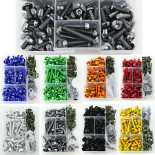Complete Fairing Bolt Kit Screws for Yamaha YZF R6 1998 1999 2000 2001 2002