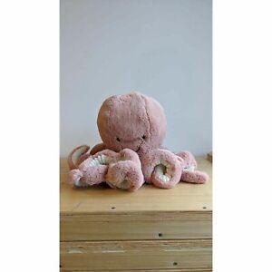 Jellycat Odell Octopus Large 49cm - Plush Stuffed Animal Soft Toy