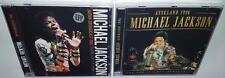 MICHAEL JACKSON LIVE CD BUNDLE BRAND NEW SEALED CD JAPAN 1987 + NEW ZEALAND 1996
