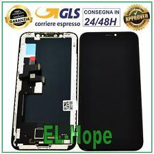 DISPLAY LCD OLED APPLE IPHONE X SCHERMO TOUCH SCREEN SCHERMO PARI ORIGINALE