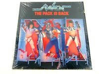 1986 Raven The Pack Is Back LP Record