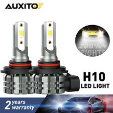 Auxito Led Fog Light Bulb 9145 H10 for Toyota Tacoma 2005-2011 Tundra 2007-2013(Fits: Neon)