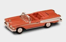 NIB Road Signature 1/43 Diecast O Scale 1958 Edsel Citation Sunset Coral