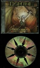 Domine Dragonlord (Tales Of The Noble Steel) CD