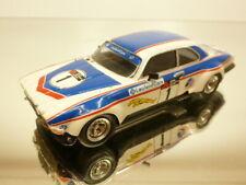 PROVENCE MOULAGE JAGUAR XJ12 LEYLAND CARS #1- WHITE+BLUE 1:43 - GOOD CONDITION