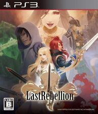 Used ICHI Software PS3 Last Rebellion