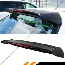 FOR 96-00 CIVIC EK EK9 3DR HATCHBACK TYPE-R STYLE ROOF SPOILER WING W/ LED LIGHT