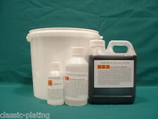 Black Zinc Passivate 5 litres for Zinc Plating Kit Electroplating
