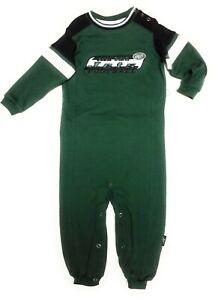 Infant Toddler Kids Boys NFL Reebok New York NY Jets Green Outfit
