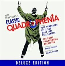 Pete Townshend Classic Quadrophenia 2015 CD New/ Alfie Boe Billy Idol