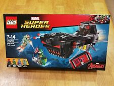 LEGO 76048 MARVEL AVENGERS SUPER HEROES Iron Skull Sub Attack