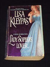 wm* LISA KLEYPAS ~ LADY SOPHIA`S LOVER