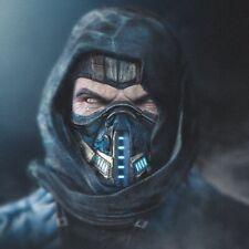 "Mortal Kombat Sub Zero Cool 3"" Sticker Combat Fight Game Video Old School"