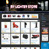 LIGHTER STORE - Premium Affiliate Website For Sale - Free Domain Name & Hosting!