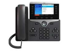 Cisco IP Phone 8861 - VoIP phone - IEEE 802.11a/b/g/n/ac (Wi-Fi) - SIP, RTCP, RT