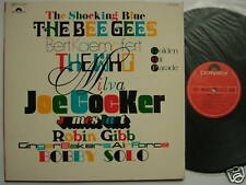 WHO BEE GEES SHOCKING ROBIN GIBB GRAMMOPHON JAPAN