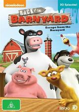 Back At The Barnyard - Escape From The Barnyard (DVD, 2016, 2-Disc Set)-R 4
