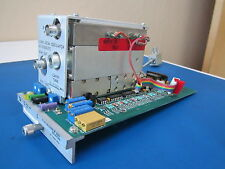 Harris SD-107046 6 GHz Receiver RF Assembly - LNA missing