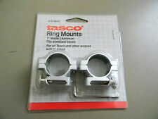 Tasco 791MAC Scope Rings- Aluminum- 1""