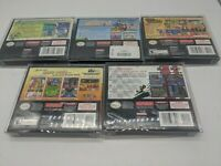 Lot of 5 Mario Games