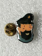 Pin's Pins Tintin et Milou bd Hergé comic strip coinderoux corner