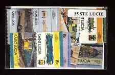 Sainte-Lucie - Saint Lucia 25 timbres différents