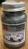 Z Tune Special Silver Airbrush ready paint KYO Nissan Skyline R34 GT-R 60ml 1065