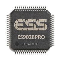 ES9028 ES9028PRO Audio DAC Chip 64-eTQFP 135dB DNR -120dB THD+N