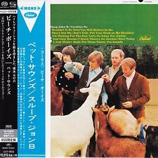 THE BEACH BOYS - Pet Sounds - Japan Mini LP SACD SHM