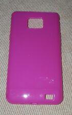Rocketfish Samsung Galaxy S2 Flexible Case-rosa