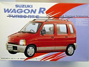 Fujimi 1:24 Scale Suzuki Wagon R Turbo RT/S Model Kit - New - Item # 03264*1000
