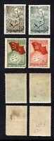 Russia, USSR, 1938, SC 625-628, mint. b2302