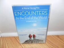 Encounters At the End of the World (DVD, 2008, 2-Disc Set) BRAND NEW