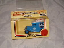 Cast Iron Diecast Vans