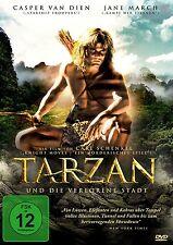 TARZAN UND DIE VERLORENE STADT Jane March CASPER VAN DIEN DVD Neu