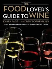 The Food Lover's Guide to Wine by Karen Page (2011-11-03) [Hardcover] [Jan 01...