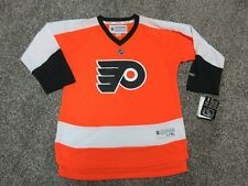 Philadelphia Flyers Reebok NHL Youth L/XL Jersey 58HWB NEW!