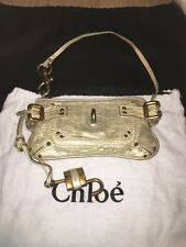 Authentic Chloe Clutch