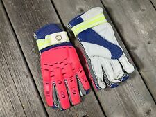 OLD SCHOOL BMX GLOVES FREESTYLE NOS VINTAGE BIKE BICYCLE OLDSCHOOL BMX MX